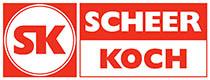SCHEER|KOCH Shop-Logo